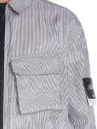 Stone Island Shadow Project Jacket - Black&White