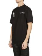 Palm Angels Logo T-shirt - Black