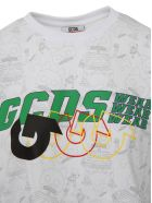 GCDS T-shirt - Grey