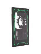 Raf Simons Raf Simons Small Cardholder - BLACK + GREEN