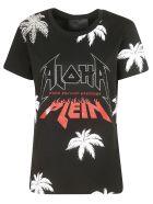 Philipp Plein Aloha T-shirt - Black