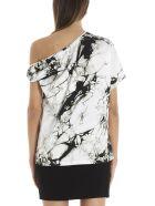 Versace 'medusa' T-shirt - Black&White
