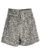 Isabel Marant Isabel Marant Orta Sequins Shorts - SILVER