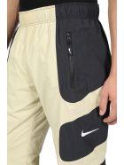 Nike Trousers - Beige/nero