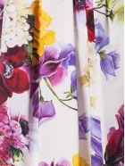 Dolce & Gabbana Floral Skirt - Naturale