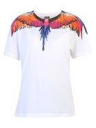 Marcelo Burlon Printed T-shirt - White