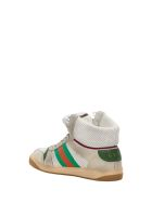 Gucci Screener Leather High-top Sneaker - Multicolor
