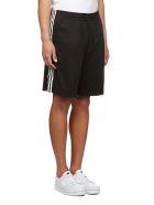 Y-3 Side Striped Shorts - Nero bianco