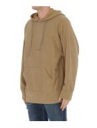 Golden Goose Over Caleb Golden Hoodie - Military