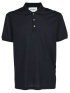 Salvatore Ferragamo Polo Shirt - Navy