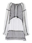 Dodo Bar Or Regina Dress - BLACK (White)