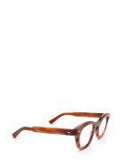 AHLEM Ahlem Le Marais Optic Brown Turtle Glasses - BROWN TURTLE
