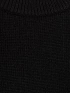 See by Chloé Sweater 3/4s W/slit Behind - Black