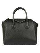 Givenchy Antigona Shoulder Bag - Black