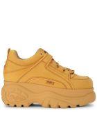 Buffalo 1339 Beige Nubuck Sneaker - BEIGE