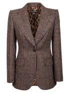 Dolce & Gabbana Houndstooth Blazer - Tartan