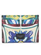 Dolce & Gabbana Card Holder - Multi
