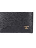 Tod's Logo Monogram Wallet
