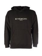 Givenchy *hoodie Logo - Black