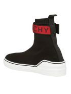 Givenchy George Sneaker - Black red