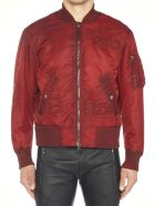 Diesel Black Gold 'jingoll-bus' Jacket - Burgundy