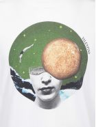 Valentino T-shirt - Bianco/mercury