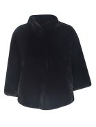 S.W.O.R.D 6.6.44 Stand Up Collar Coat - Black