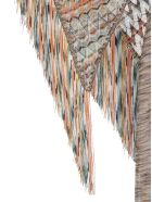 Missoni Knitted Multicolor Shawl - Multicolor