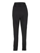 Fabiana Filippi Viscose Crepe Trousers - grey