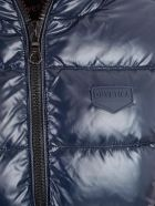 Duvetica Padded Jacket Interior In Contrast - Mora