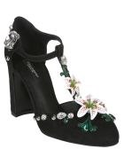Dolce & Gabbana Laced Shoes - Black