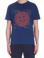 Stone Island T-shirt - Blue
