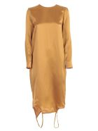 Marques'Almeida Back Tie Blouse - Gold