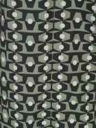 Aspesi Flared Dress W/s Fantasy - Verde Nero