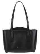 Chloé Small Zipped Tote Bag - Black