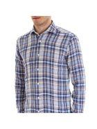 Barba Napoli Dandy Life Shirt - Blue