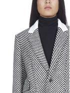 Haider Ackermann Coat - Black white