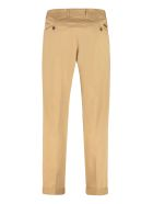 Golden Goose Cotton Chino Trousers - Camel