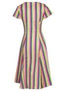 STAUD Valentina Dress - Multicolor