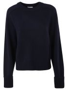 Chloé Knitted Pullover - Evening blue