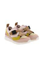 Chloé Sneaker Baskets Pink Ice - Rosa
