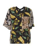 3.1 Phillip Lim Patchwork T-shirt - Multicolor