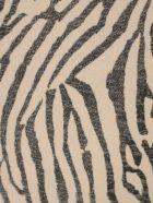 Nanushka Guy T-shirt S/s Crew Neck W/print - Zebra Block Print