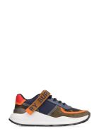 Burberry Low-top Sneakers - blue