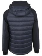 C.P. Company Hooded Padded Jacket - Total eclipse
