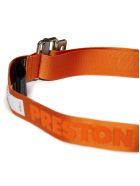 HERON PRESTON Logo Belt - Arancio