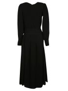 Les Coyotes De Paris Drake Dress - Black