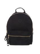 Tory Burch Black Tilda Nylon Backpack - Black