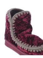 Mou Mid-cut Eskimo Boots - Purple