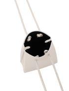 Medea Mini Medea Long Strap Micro Bag - PORCELAIN (White)